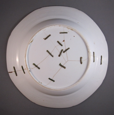 stapled plate