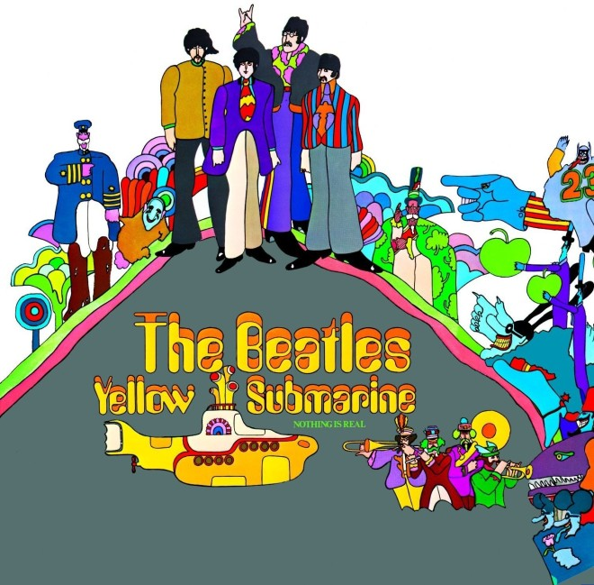 beatles-yellow submarine