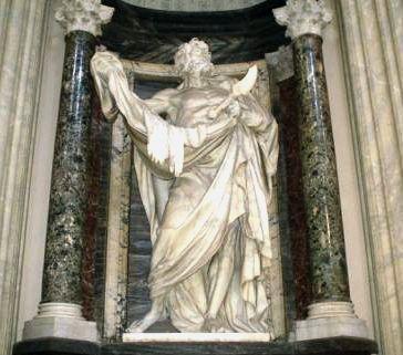 saint-bartholomew statue-5-Rome