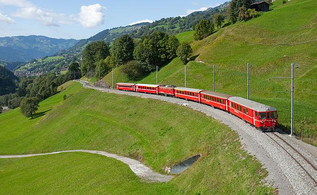 davos train-2-Küblis-Saas