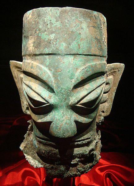 Bronze head-1