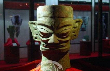 Bronze head-7