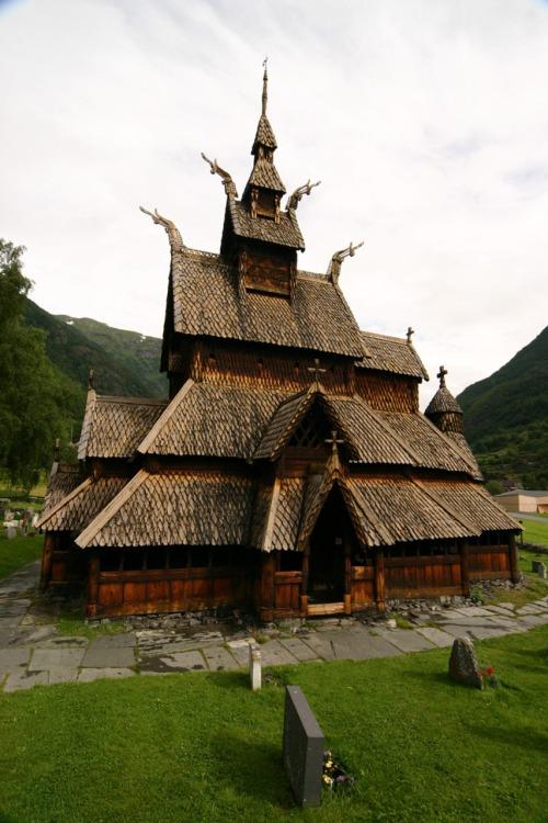 norwegian-stave-church
