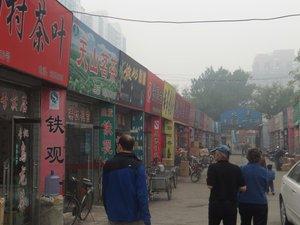 beijing tea market-1