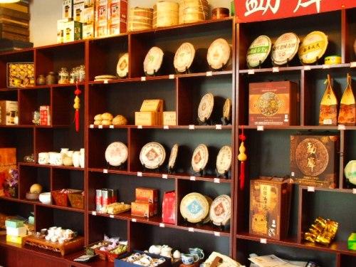 beijing tea market-5