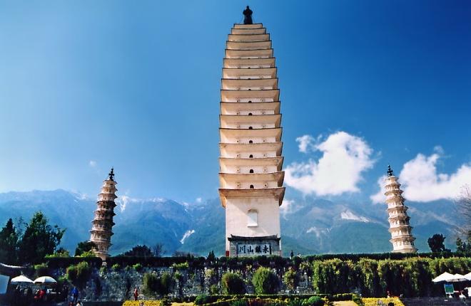 Dali-three-pagodas