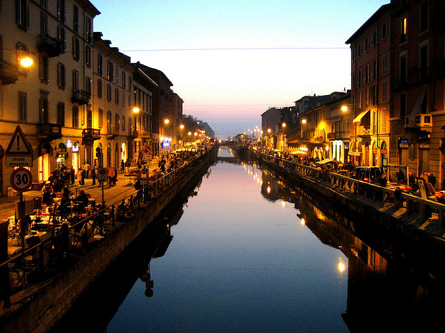 Milan to Naviglio Grande - 3 ways to travel via line 2 ...