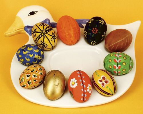 painted easter eggs-2