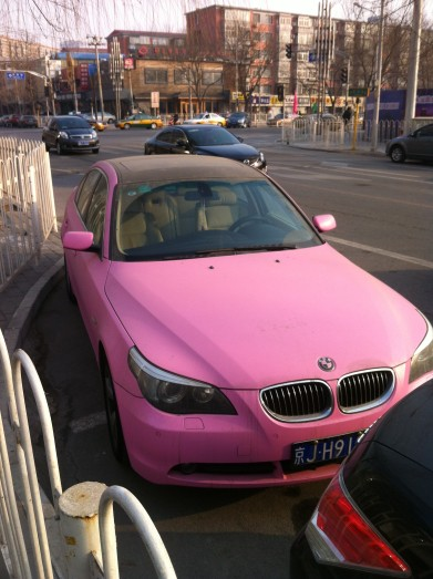 pink-bmw
