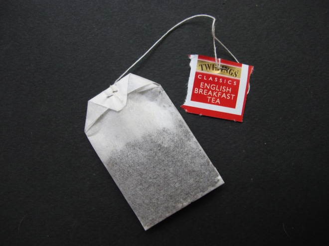 twinings tea bag