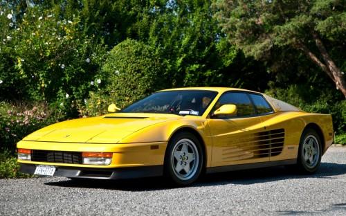 Yellow-Ferrari-3