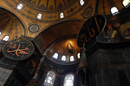 istanbul-hagia sophia-mosaics-1