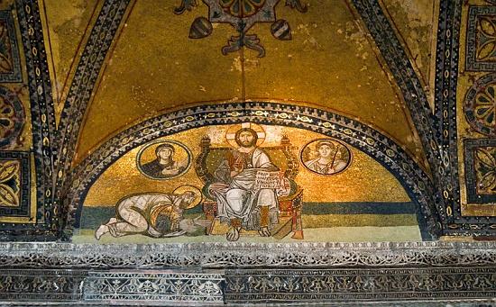 istanbul-hagia sophia-mosaics-4