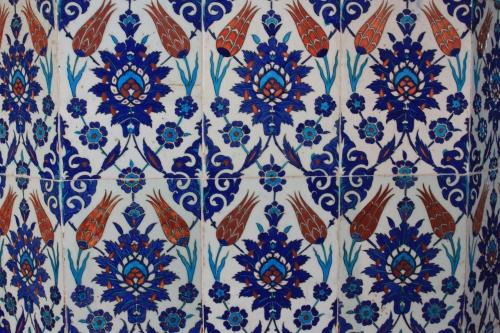 tiles-4-Rüstem Pasha Camii Istanbul