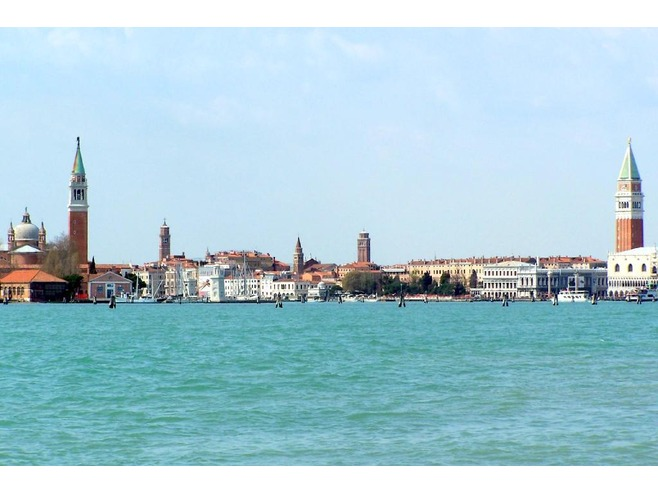venice-the lagoon
