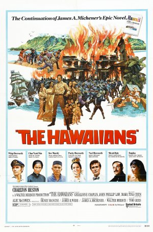 The Hawaiians movie poster