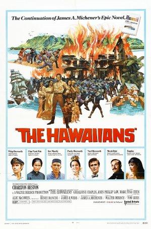 The Hawaiians movie poster