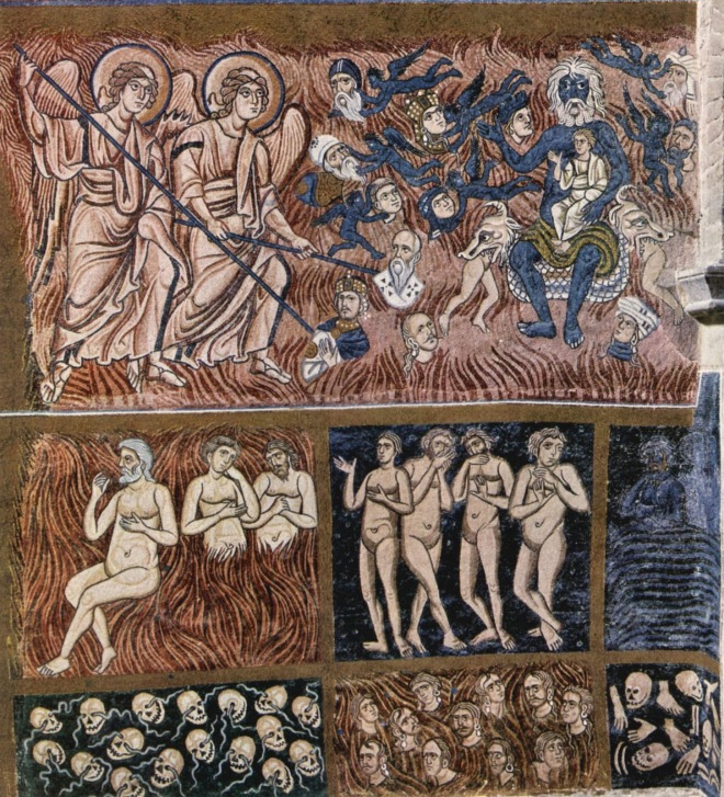 Torcello-9-Last Judgment detail