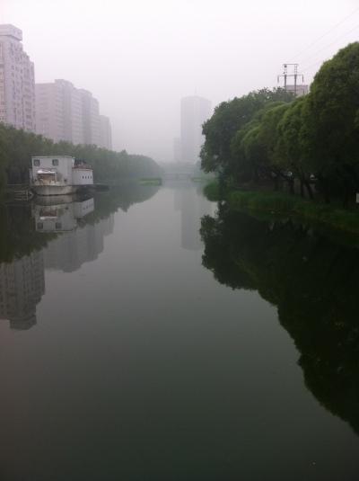misty canal 002