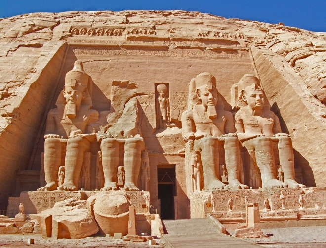 throne-abu simbel