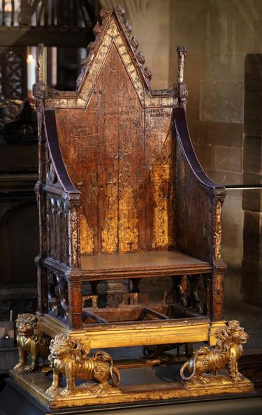 throne-king edwards