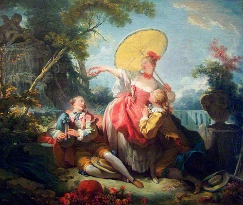 00 Fragonard with parasol