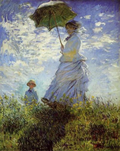 00 Monet with-a-Parasol