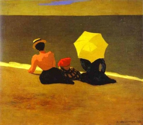 00 Vallotton with parasol
