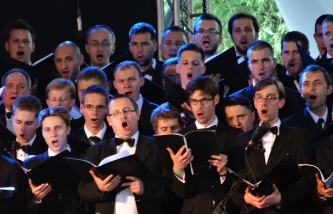 carmina burana choir