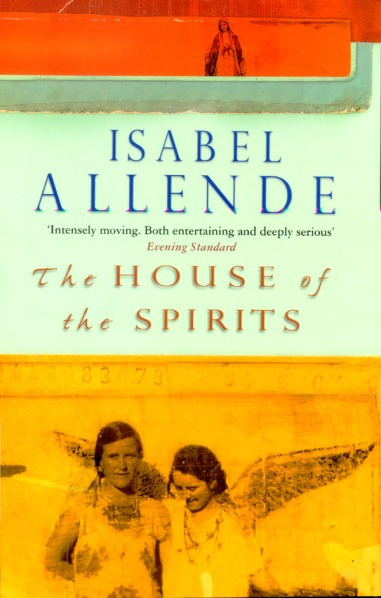 isabelle allende house of spirits