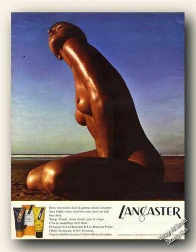 sun tan lotion ad-1