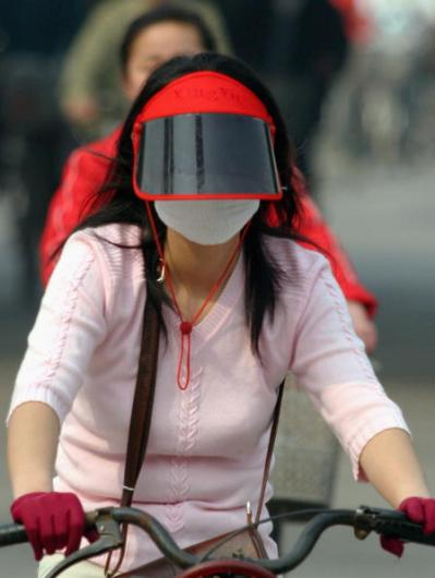 Hot Weather Lands In Nanjing