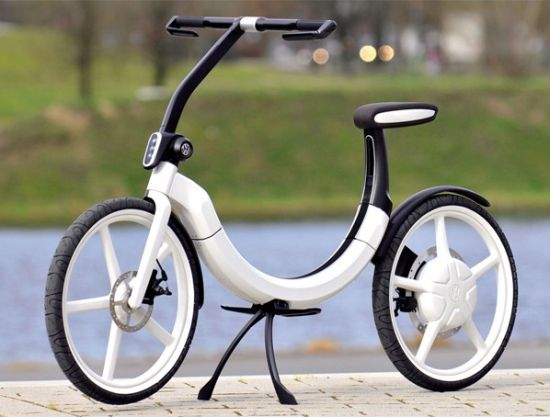 cool electric bicycle-1