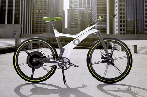 cool electric bicycle-5
