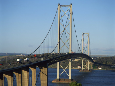 firth of forth road bridge