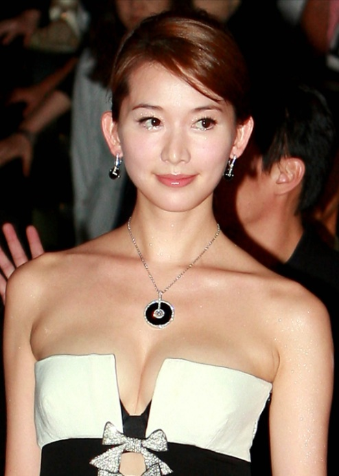 actress Lin Chiling