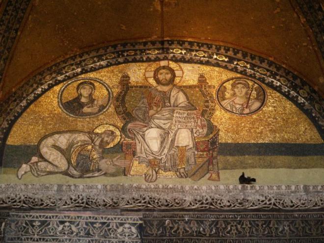 hagia sophia-4-Leo VI