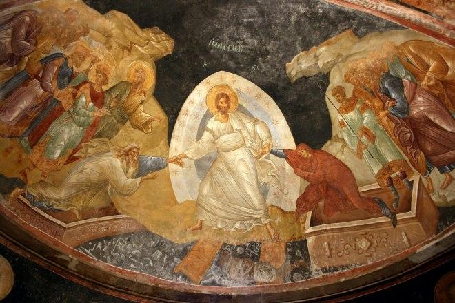 kariye camii-2-fresco