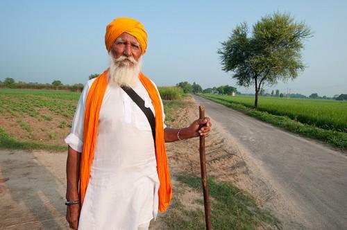 punjabi farmer