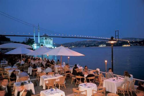 restaurants Istanbul