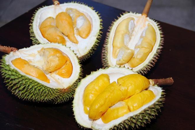 durian inside