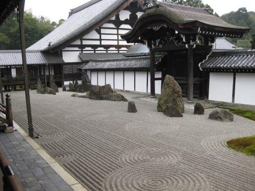 Kyoto Tofuukuji rock garden-2
