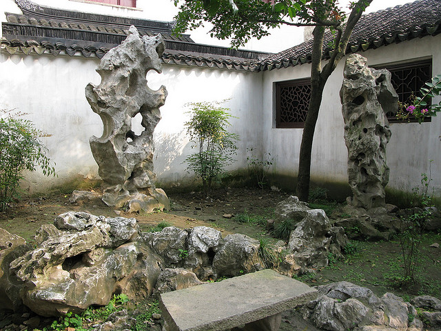 rock sculpture suzhou-1