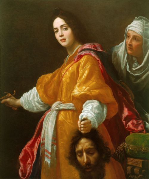 allori-judith with head of holofernes