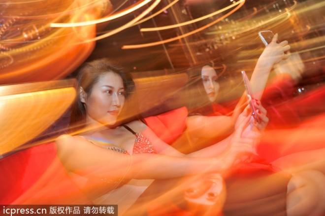 chinese selfies
