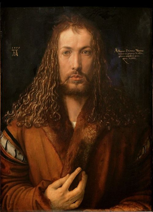 Duerer-self portrait
