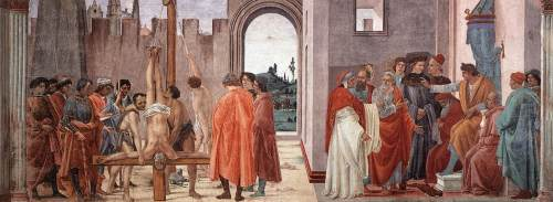 Filippino Lippi-simon magus