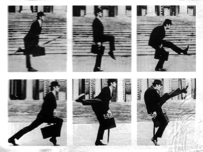 ministry of silly-walks