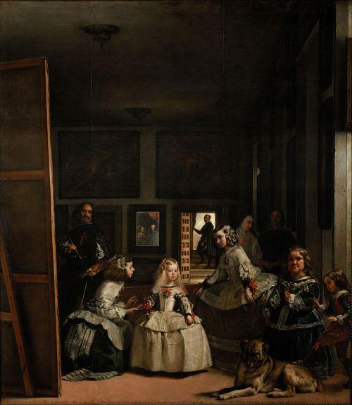 Velázquez-Las Meninas
