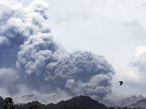 Mount Kelud eruption-2